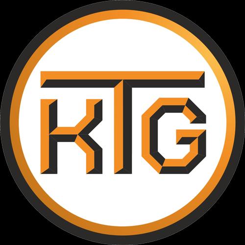KTG Baumaschinen Berlin - Logo Disk